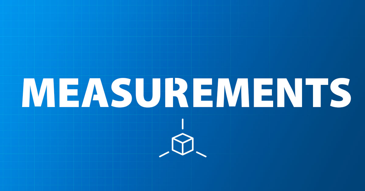 Measurements Unity Asset