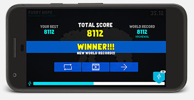Routz World Record Phone